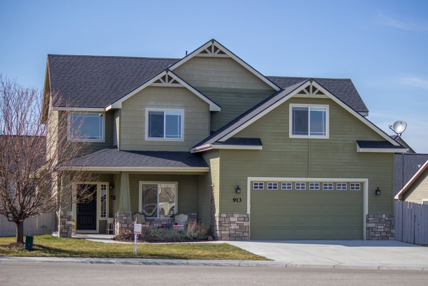 Kuna Idaho Real Estate Photography